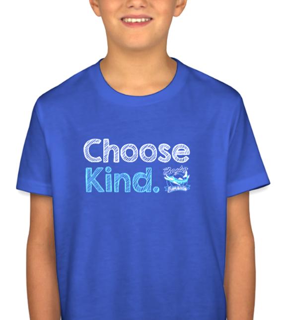 "Bagby Spirit ""Choose Kind T-Shirt"" Unisex"